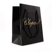 Подарочный пакет Chopard 16*12 см