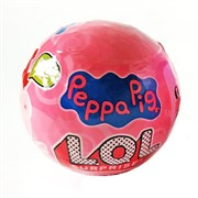 Мини-кукла в шаре Свинка Пеппа (арт. 8255)