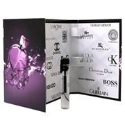 ПРОБНИК - Yves Saint Laurent Туалетная вода Kouros Silver ~2ml (м)