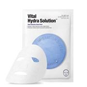 Dr.Jart+ Маска для лица Dermask Water Jet Vital Hydra Solution увлажняющая с гиалуроновой кислотой, 25 г